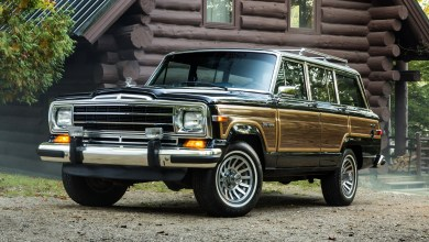 Photo of Jeep® Continues To Tease The Upcoming 2022 Grand Wagoneer: