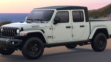 Photo of Jeep® Introduces Gladiator Willys To The Lineup For 2021: