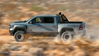 Photo of A Deeper Look At The 2021 Ram 1500 TRX Suspension: