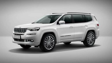 Photo of Chinese-Market Jeep® Grand Commander Gets A Revision For 2022: