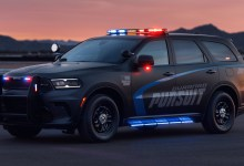 Photo of The Updated 2021 Dodge Durango Pursuit Reports For Duty: