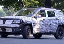 Photo of CAUGHT: 2022 Jeep® Compass Drops Its New Headlight Design: