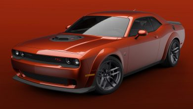 Photo of Challenger R/T Scat Pack Shaker Gets Widebody Option In 2021:
