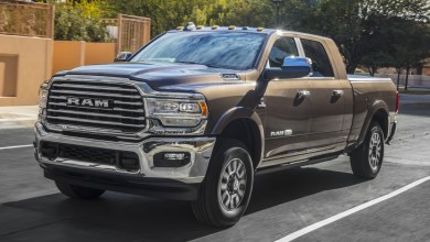 Photo of Ram Heavy Duty, Joining The 1500, With Renaming Longhorn Lineup: