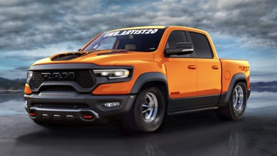 Photo of Slammed TRX Rendering Makes Us Want A Performance Street Truck: