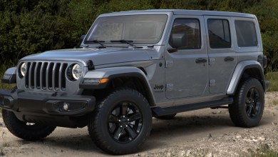 Photo of Jeep® Wrangler Unlimited Sahara Altitude Is Back For 2021: