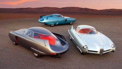 Photo of Trio Of Classic Alfa Romeo Concept Cars Go Up For Auction Tomorrow: