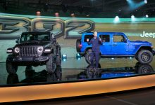 Photo of Jeep® Unleashes 470 Horsepower From It's New Wrangler Rubicon 392: