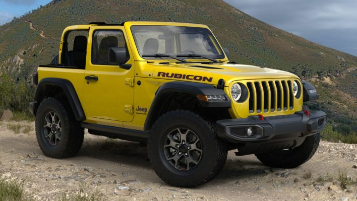 Jeep® Wrangler Rubicon