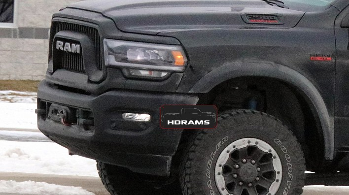 Is this the 2022 Ram 2500 Power Wagon? (HDRams).