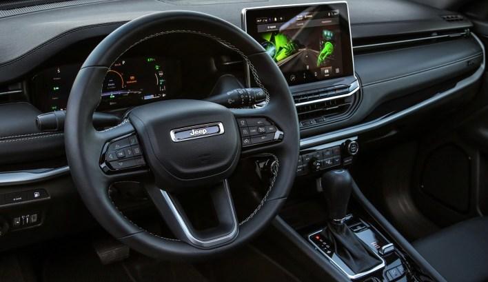 Euro-Spec 2021 Jeep® Compass 80th Anniversary Edition 4xe. (Jeep).