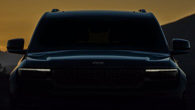 2021 Jeep® Grand Cherokee L Teaser. (Jeep).