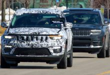 2022 Jeep® Grand Cherokee (WL74) and Grand Cherokee L (WL75). (MoparInsiders).
