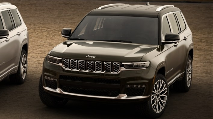 2021 Jeep® Grand Cherokee L Summit Reserve. (Jeep).