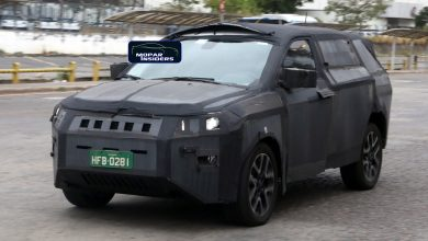 2022 Jeep® 598 Prototype In Brazil. (Marlos Ney Vidal from AutosSegredos.com.br).