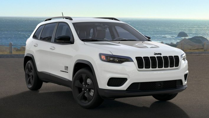2021 Jeep® Cherokee Freedom Edition. (Jeep).