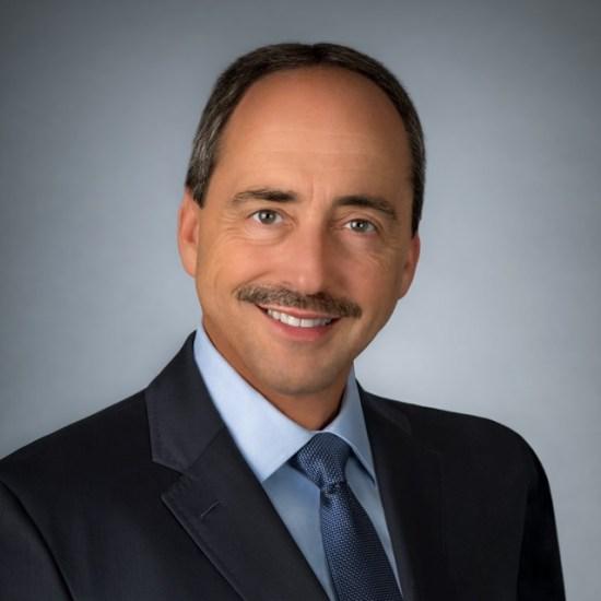 Larry Dominique, Head of Alfa Romeo North America. (Stellantis).