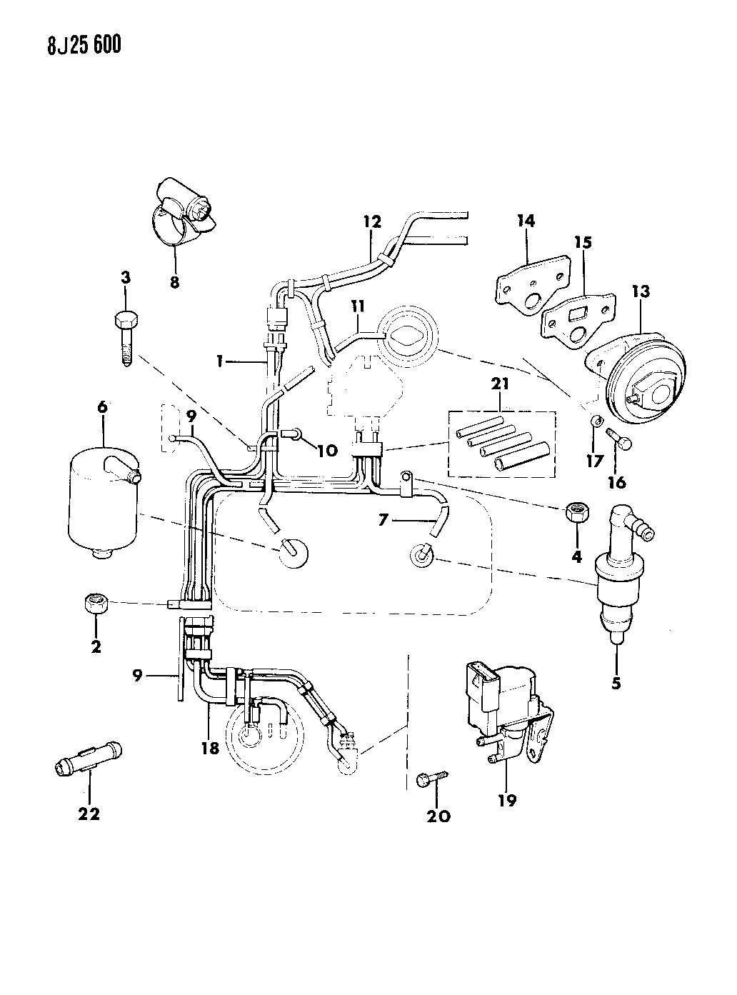 Jeep Wrangler 4 2 Vacuum Diagram Jeep Auto Fuse Box