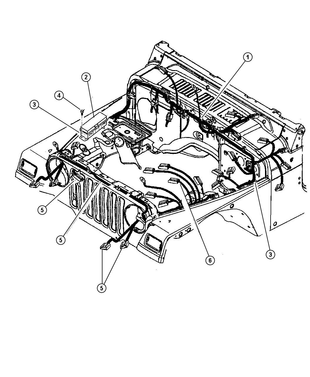1995 jeep yj tail light wiring diagram 1995 discover your wiring wiring diagram