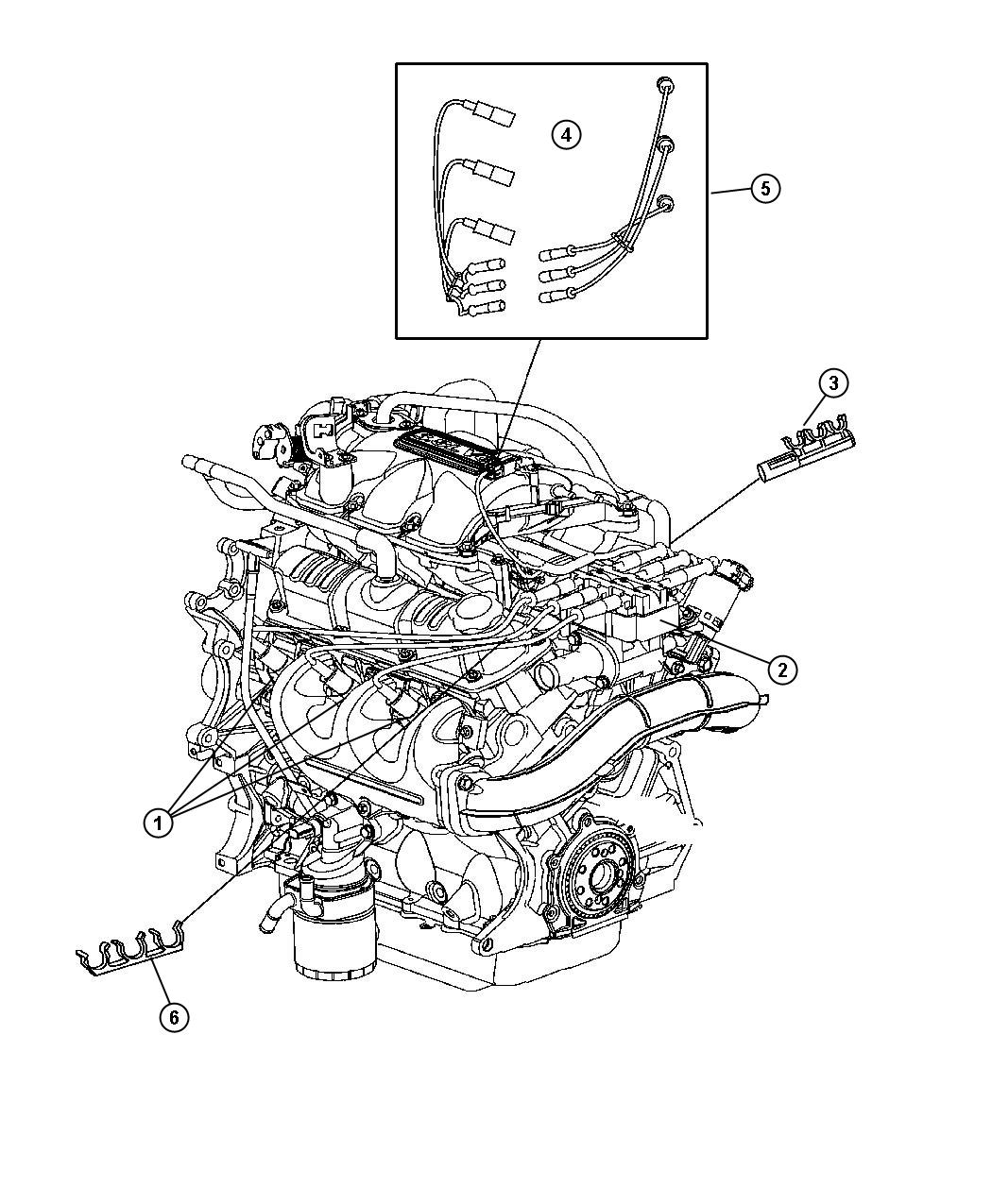 Chrysler Pacifica Change Spark Plugs