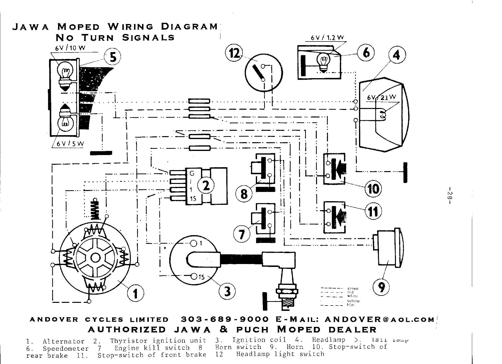 e bike controller wiring diagram