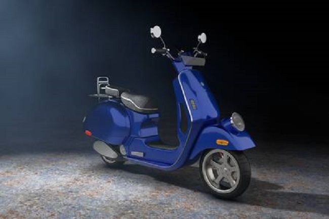 mopeds scooter