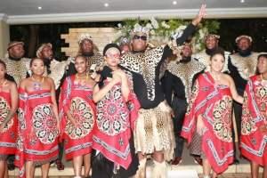 Babes Wodumo and Mampintsha traditional wedding