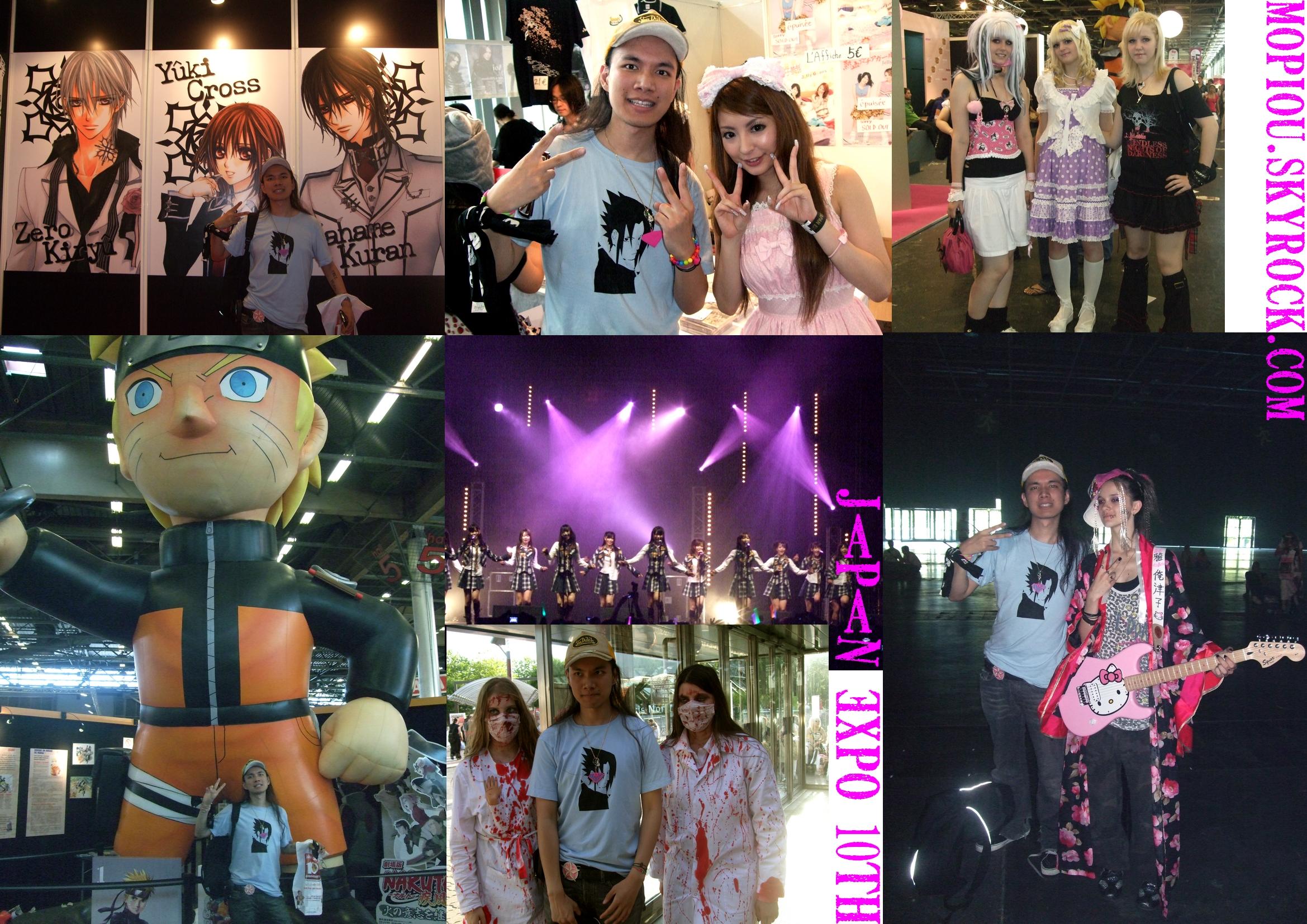Japan EXPO 10 en 2009