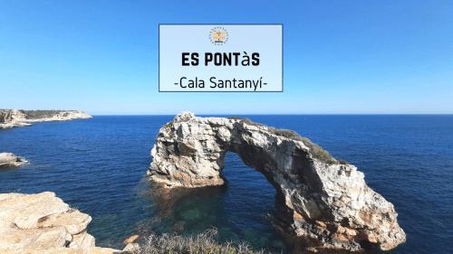 Es Pontàs – Cala Santanyí