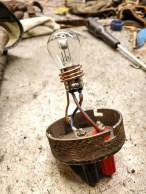 Lamphållare