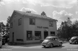 Yxsjöberg, 27 juni 1967