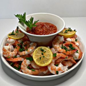 Spicy Shrimp Cocktail