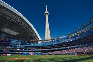 SkyDome Rogers Centre