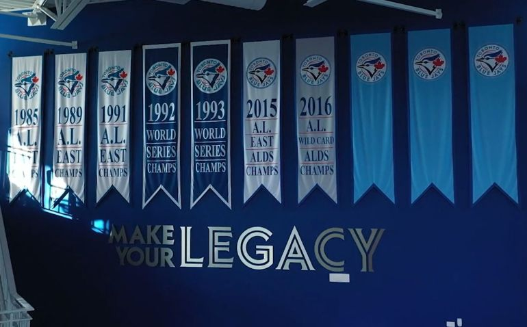 Toronto Blue Jays Legacy