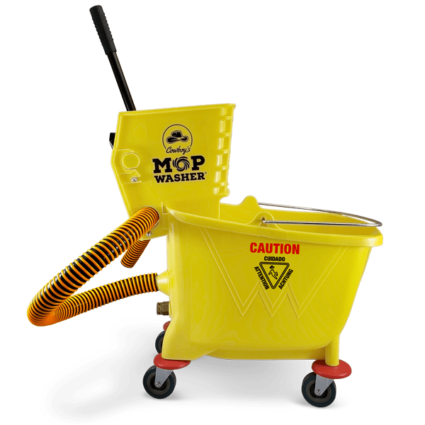 Cowboys Mop Washer