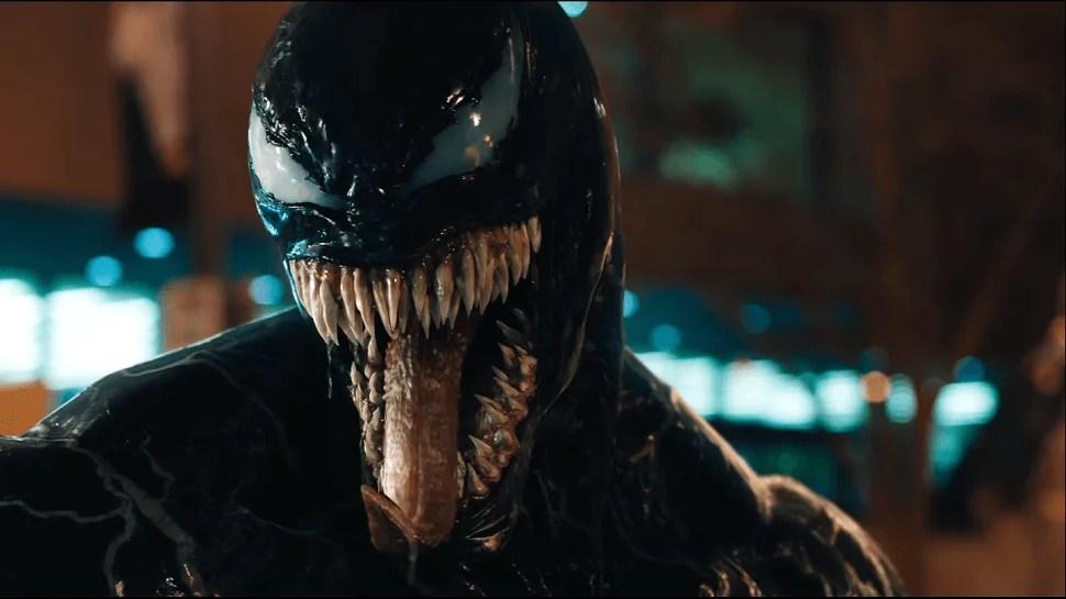 """Tom Hardy se transforma en """"Venom"""" en el nuevo y épico trailer de Marvel"""