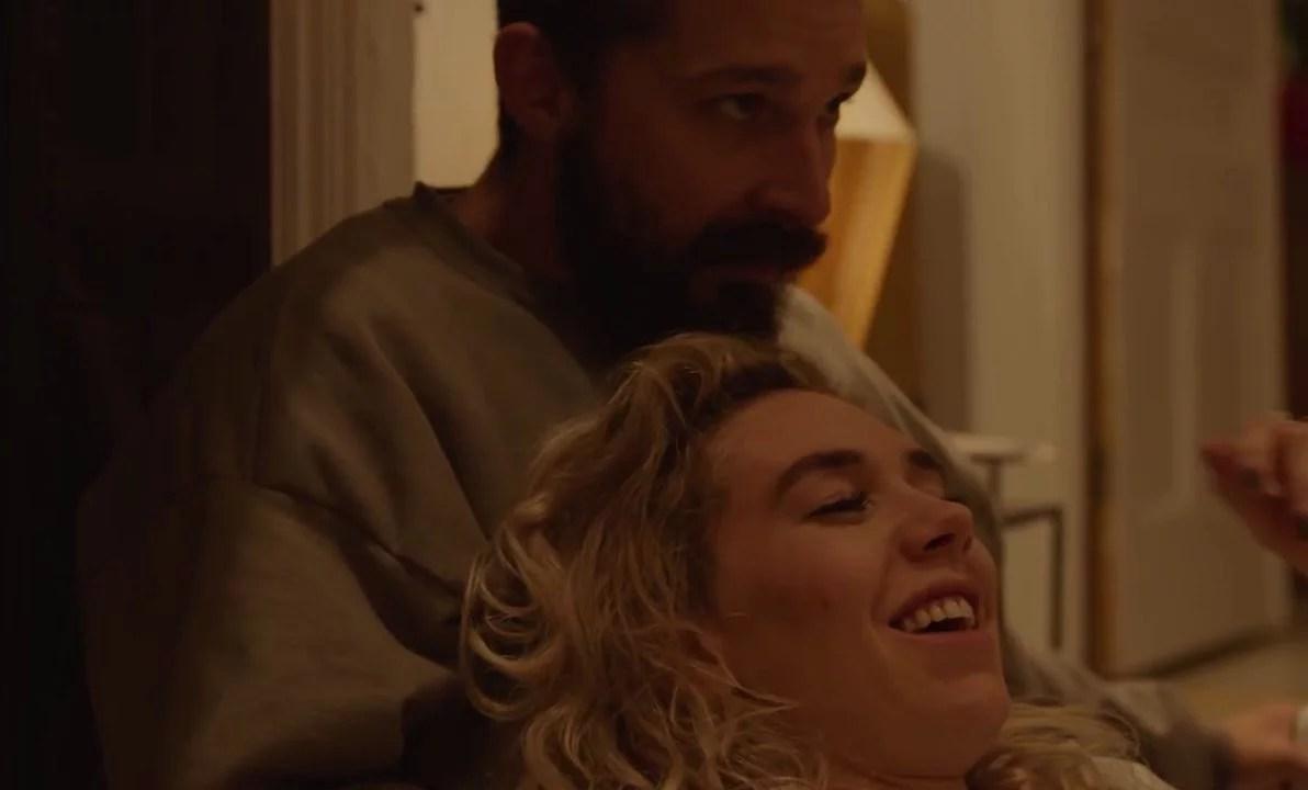 """Shia LaBeouf fue removido de la campaña de """"Pieces of a Woman"""" para la temporada de premios"""