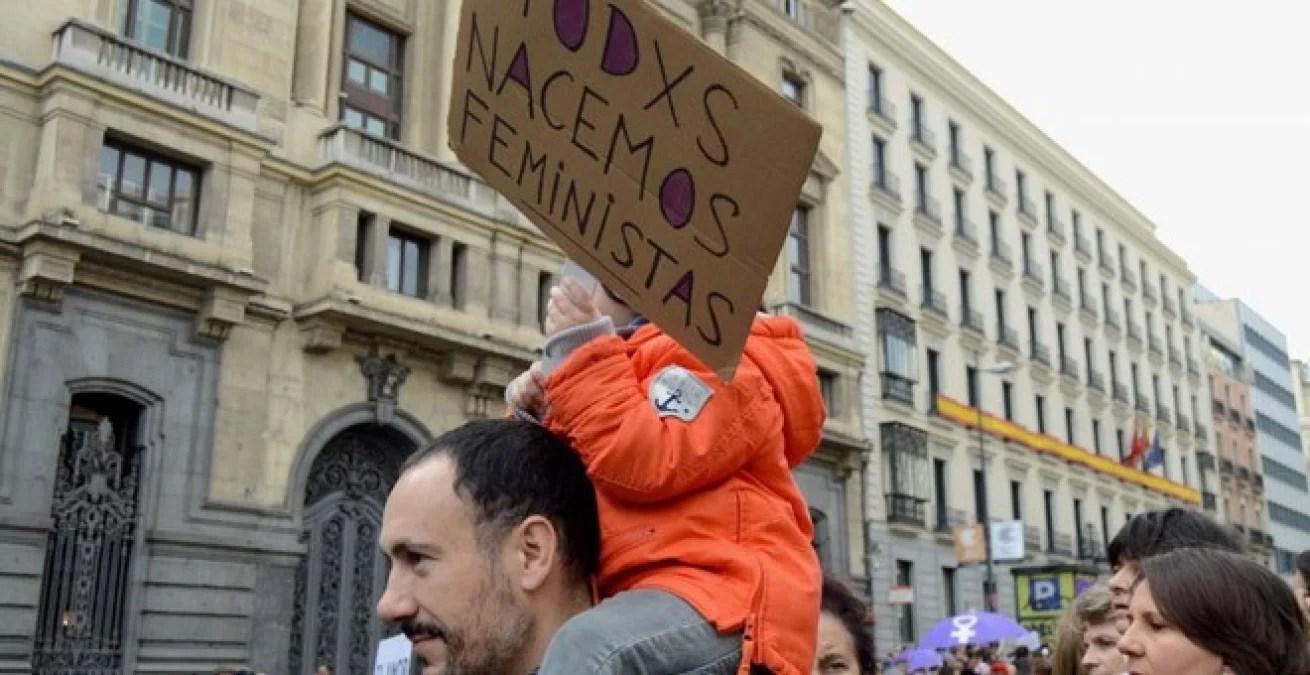 5 maneras en las que un hombre puede apoyar el feminismo