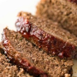image of sliced meatloaf