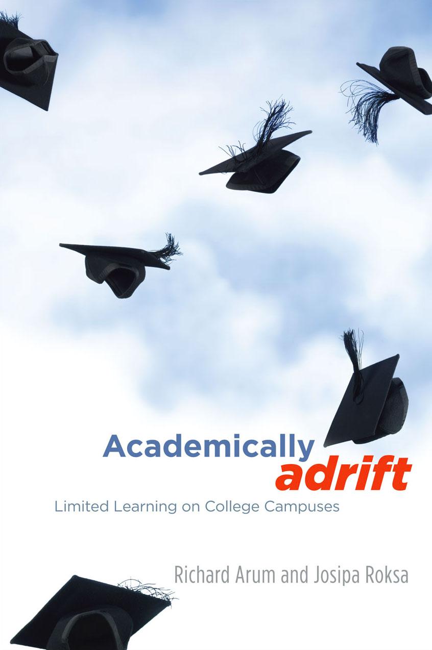 Read Academically Adrift