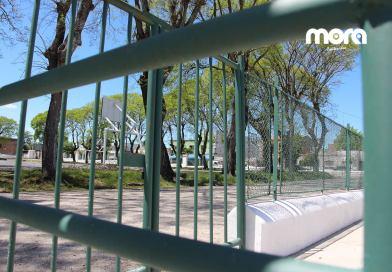 La plaza de Deportes se cerrará a partir de las 23hs