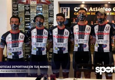 Central presentó oficialmente su equipo de ciclismo