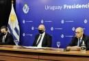 Rafael Radi anunció cierre del GACH tras reunión con el presidente Luis Lacalle Pou