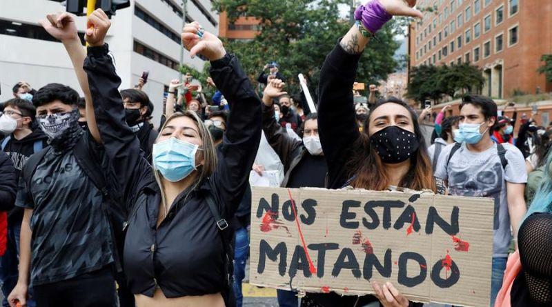 """Andrade dijo que la violencia en Colombia """"duele"""": """"Que la muerte no nos sea indiferente"""""""
