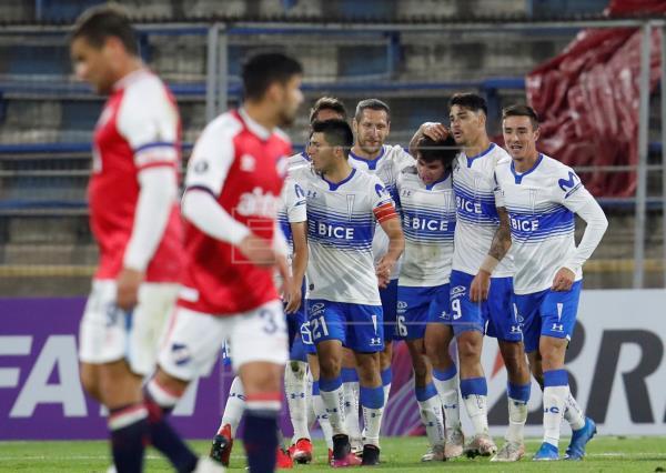 Nacional perdió en Chile y sigue sin ganar en la Libertadores