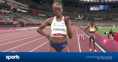 Déborah Rodríguez terminó séptima en su serie y no pudo acceder a la final
