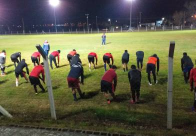 El equipo santo comenzó los entrenamientos