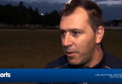 Nicolas Chalela: «Estamos muy confiados en el plantel»