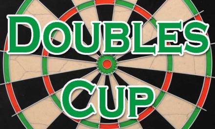 Provisional rankings Doubles Cup