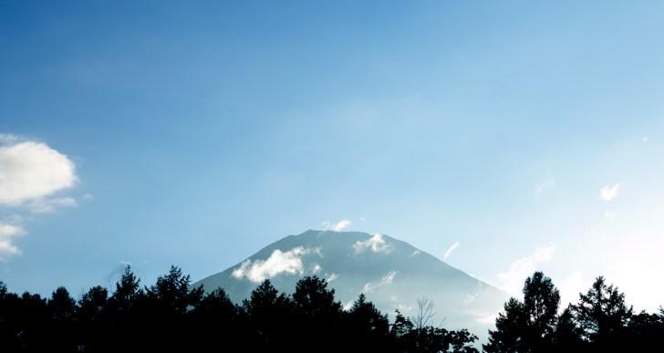 モラキジドッグ 富士山